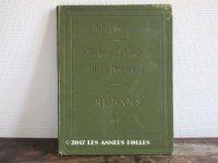 1907年 アンティーク リボン&レース&ドレスのカタログ ROBES BRODEES BRODERIES & DENTELLES RUBANS HAUTE NOUVEAUTE PARIS ETE 1907