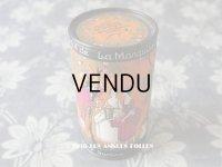 1930年代 アンティーク 『マルキーズ・ ドゥ・セヴィニエ』のお菓子箱 LES CROQUETTES CHOCOLAT - MARQUISE DE SEVIGNE PARIS -