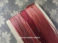 1920年代 アンティーク  刺繍用 紐  糸 5色のセット 約70m