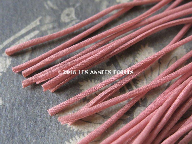 画像4: 1930年代 アンティーク コサージュ用 茎 オールドローズ 24ピース 11cm
