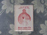 1919年 アンティーク パフュームカード ROSE SANS FIN - ARYS -
