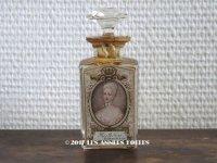 1904年 アンティーク パフュームボトル バカラ社 クリスタル製 マリーアントワネット MES DELICES - HOUBIGANT PARIS -