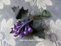 1900年代 アンティーク 小さなコサージュ 花飾り