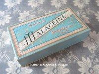 アンティーク ソープボックス SAVON MALACEINE - MONPELAS PARIS -