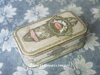 1914年 アンティーク 天使のパフュームボックス BARONNIE - GELLE FRERES PARIS -
