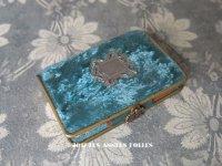 19世紀 ナポレオン3世時代  舞踏会の手帳 ペンシル付 CARNET DE BAL カルネ・ド・バル
