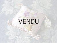 アンティーク 菫のサシェ 香り袋 - AU BON MARCHE -