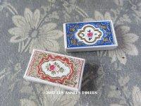 19世紀 アンティーク ドール用小物 とても小さなお菓子箱