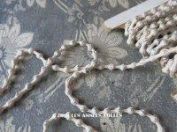 1900年代 アンティーク 錘入りコード ドレスの裾用