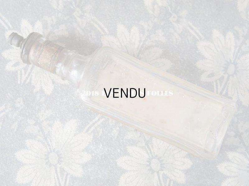 画像2: アンティーク パフュームボトル 花のガーランド  - VIBERT FRERES PARIS -