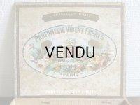 1885年 アンティーク 天使のパフュームボックス PARFUMERIE SAVONNERIE - PARFUMERIE VIBERT FRERES PARIS -