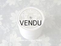 アンティーク ボンマルシェの糸箱 スレッドケース ポワイト&ゴールド - AU BON MARCHE -