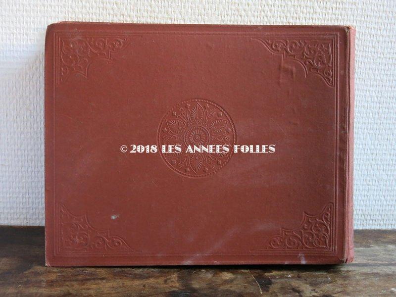画像2: 19世紀 アンティーク クロモのアルバム ALBUM POUR COLLECTIONS