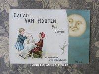 アンティーク クロモ ココアの時間 - CACAO VAN HOUTEN -