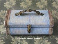 19世紀 アンティーク ナポレオン3世時代 お菓子箱 木箱 ドラジェ & チョコレート