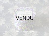 アンティーク 菫の砂糖菓子の紙箱 VIOLETTES DE TOULOUSE