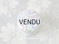 未使用 1900年代 アンティーク 菫のワセリン缶 CREME DE VASELINE PARFUME DES FLEURS
