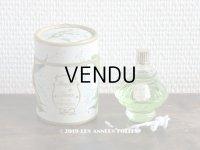 アンティーク 鈴蘭のパフュームボックス&ボトル MUGUET DE FRANCE - BERDOUES FRANCE -