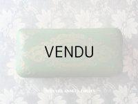 【9周年セール対象外】 アンティーク ソープボックス SAVON AU FOIN COUPE - VICTOR VAISSIER PARIS -