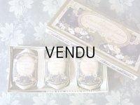 未使用 アンティーク 薔薇のソープボックス 石鹸入り  SAVON EAU DE COLOGNE AMBREE - G.LEMOINE PARIS -