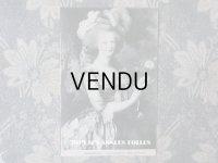 1900年代 アンティークポストカード  マリー・アントワネット VERSAILLES Marie-Antoinette Reine de Trance (3)