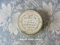 アンティーク 金粉の小さなパウダーボックス POUDRE D'OR POUR COIFFURE - A.BOURJOIS & Cie PARIS - (4)