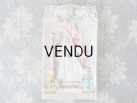 アンティーク  初聖体 立体のカニヴェ 箱付き コミュ二オンの少女