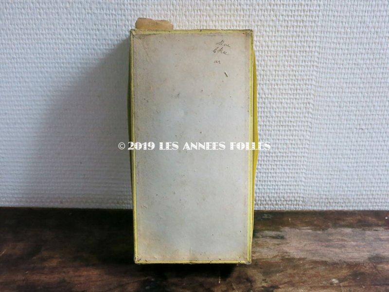 画像2: 19世紀末 アンティーク ボタン箱