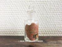 19世紀 アンティーク パフュームボトル 薔薇 - LUBIN PARIS -