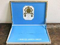 19世紀末 アンティーク レースのアトリエの紙箱