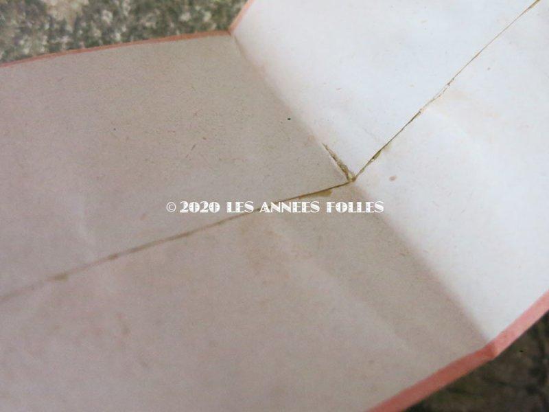 画像4: アンティーク パウダーサシェの紙袋 POUDRE DE RIZ - NOGARA GRASSE PARIS -