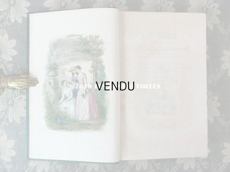 画像2: 1865年  【 デモワゼルのための植物学概論 】 L'HERBIER DES DEMOISELLES TRAITÉ COMPLET DE LA BOTANIQUE