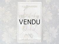 """1900年代 アンティーク パールのエパングル コミュニオンのヴェール EPINGLES """"VIOLE"""" POUR 1er COMMUNION - A LA SAMARITAINE -"""