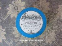 1900年代 アンティーク 『ショコラ・フランソワ・ マルキ』のお菓子箱  - CHOCOLAT FRANCOIS MARQUIS PARIS -