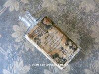 19世紀 アンティーク 薔薇のパフュームボトル EAU DE TOILETTE - LUBIN PARIS -