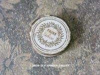 19世紀 アンティーク シーリングスタンプ用の蝋入り 小さな紙箱