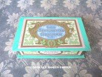 アンティーク 『マルキーズ・ ドゥ・セヴィニエ』のお菓子箱 LES SEVIGNETTES GRIGNAN - MARQUISE DE SEVIGNE PARIS -