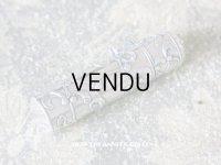 アンティーク  ヤドリギの香水瓶 シャトレーヌ用 パフュームボトル