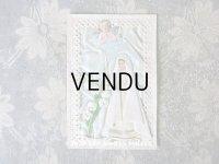 1900年代 アンティーク  初聖体のカニヴェ プルミエール・コミュニオン