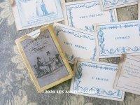 19世紀末 アンティーク  オラクルカード 神託カード PETIT ORACLE