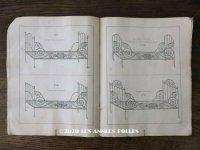 1900年代 アンティーク ベッドのカタログ 全31ページ - J.CHARPENTIER & FILS aine & A.NEVEU -