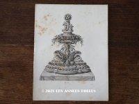 1883年アンティーク 版画 Pâtissiers et des Confiseurs - Urbain Dubois -