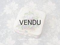 【11周年セール対象外】 アンティーク 鈴蘭と菫の紙箱