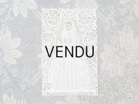 【11周年セール対象外】 1894年 アンティーク  初聖体のカニヴェ プルミエール・コミュニオン