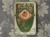 1900年代 アンティーク パフュームカード  - CREME SIMON PARIS -