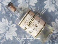 19世紀 アンティーク パフュームボトル 香水瓶 EAU DE COLOGNE DE PRINCES -PARFUMERIE DES GRANDS MAGASINS DU LOUVRE PARIS-