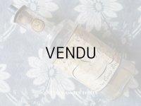 1858年 アンティーク パフュームボトル 香水瓶 EAU DE COLOGNE DE LA REINE DES ABEILLES -VIOLET-